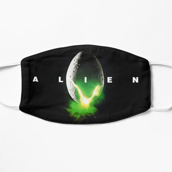 Alien Egg Film Poster Mask