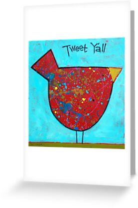 Tweet Y'all by Eva Crawford