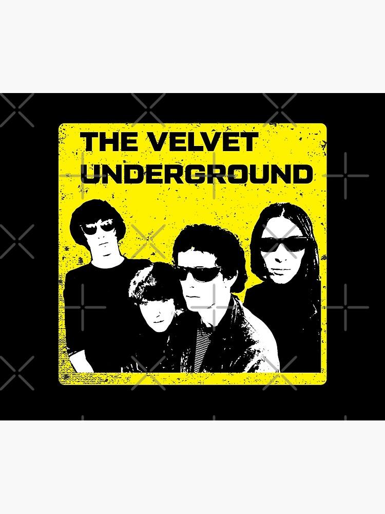 Velvet Underground Shirt, Poster, Mask by RatRock
