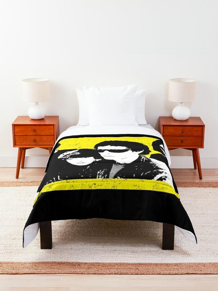 Alternate view of Velvet Underground Shirt, Poster, Mask Comforter
