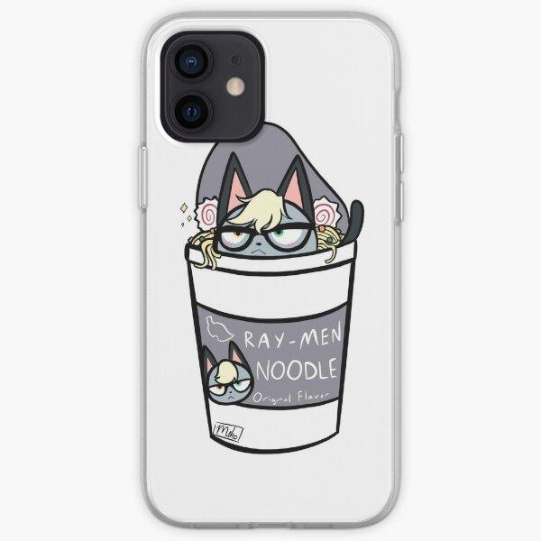 Raymond Animal Crossing iPhone Soft Case