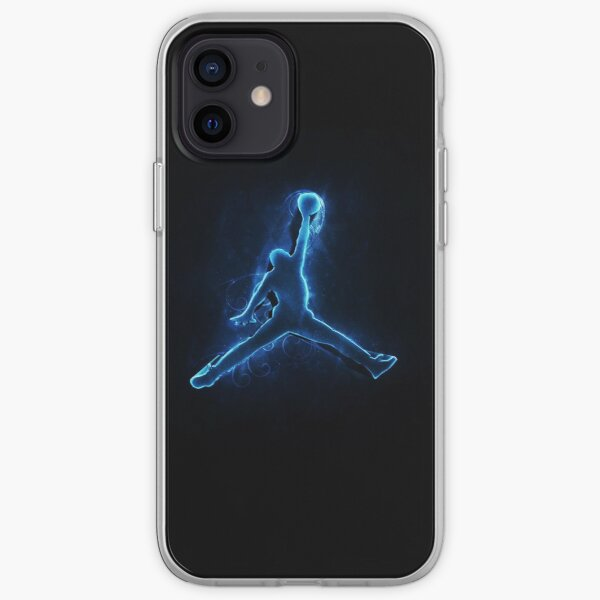 Michael Jordan 404 Funda blanda para iPhone
