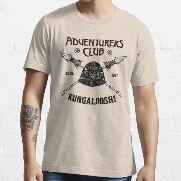 Adventurers Club Essential T-Shirt