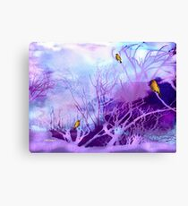 Winter of Our Discontent Canvas Print