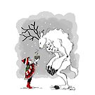 Boy and Yeti Cover by Philliplight