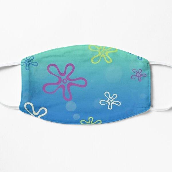 Spongebob Bikini Bottom Background Flat Mask