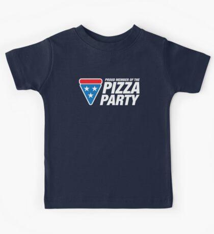 PIZZA PARTY Kids Clothes