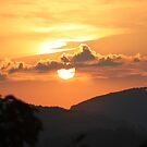 Sun over the BlueRidge by Elspeth  McClanahan