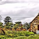 Tomago Church II by Andrew Woodman