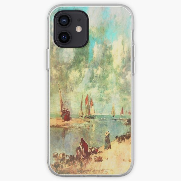 On The Water Front iPhone Soft Case