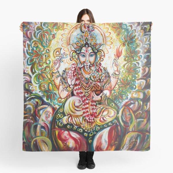 Ganesha - blessings  Scarf