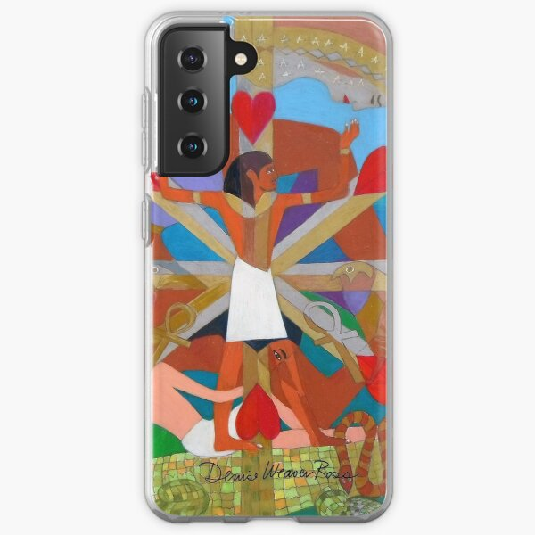 Eight of Infinite Hearts Samsung Galaxy Soft Case