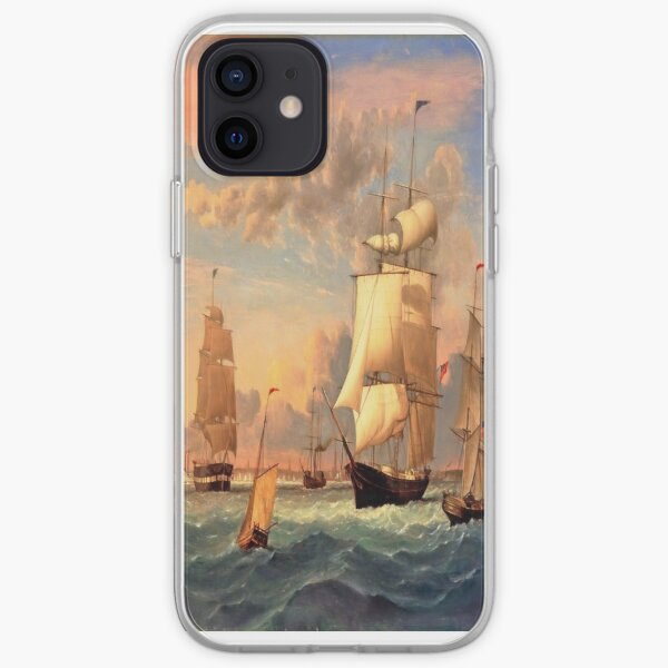 Tall Ships  iPhone Soft Case