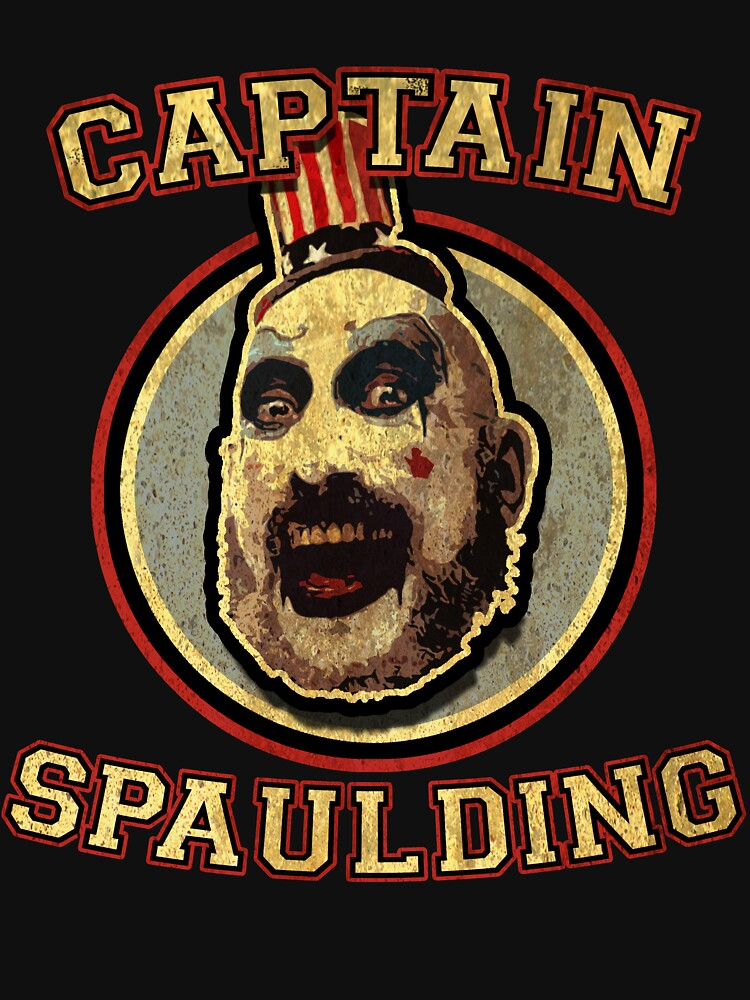 TShirtGifter presents: Captain Spaulding Est. 1977 | Unisex T-Shirt