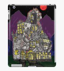 Haunted House Hill iPad Case/Skin
