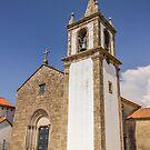 Santa Maria dos Anjos Church by João Figueiredo