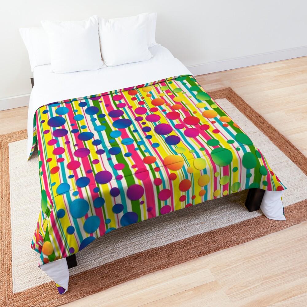 Beatnik Bubbles Comforter