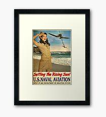 Naval Aviation Framed Print