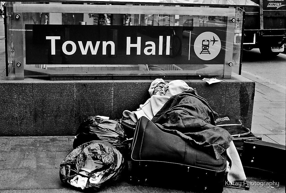 Homeless by Kutay Photography