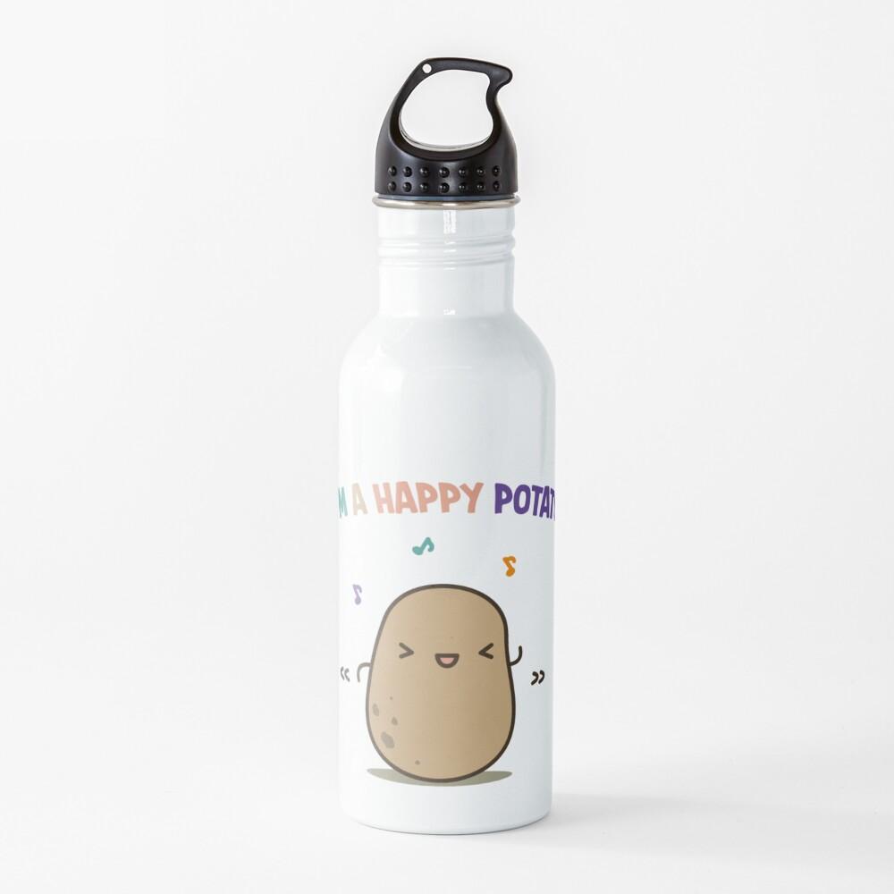 Happy potato Water Bottle