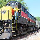 Locomotive by Bob Hardy
