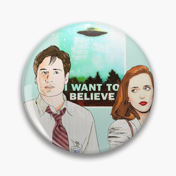 The X files the truth is out there I want to believe by Mimie  Pin