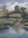 Goose Creek Bridge by Jim Phillips