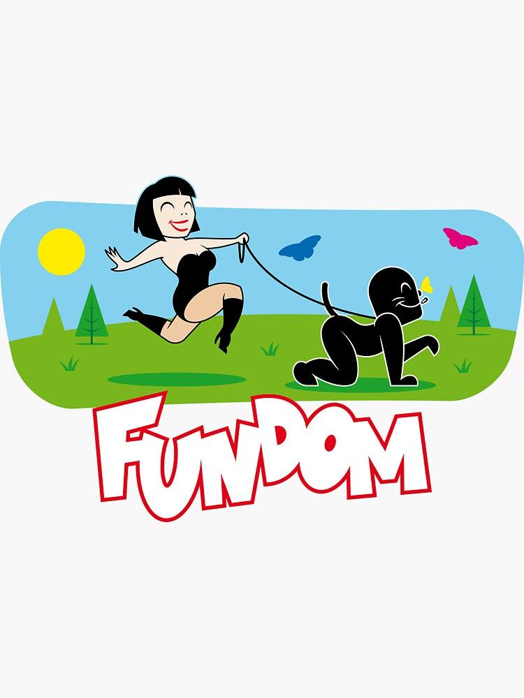 Fundom! by penandkink