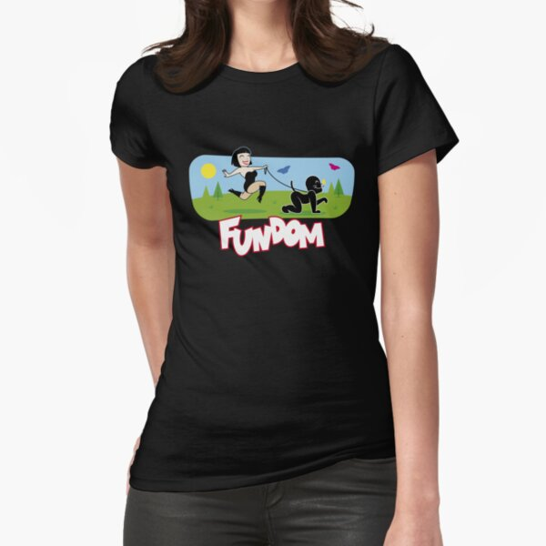 Fundom! Fitted T-Shirt