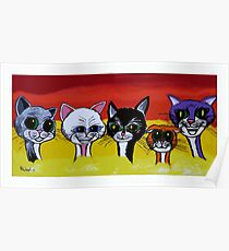 THE SPICE CATS Poster