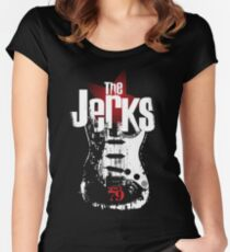 The Jerks, Since '79 Women's Fitted Scoop T-Shirt