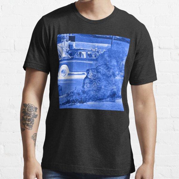 Burning Monk Essential T-Shirt