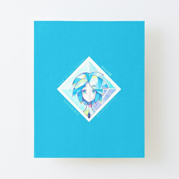 Phosphophyllite - Houseki no Kuni Impression montée sur toile
