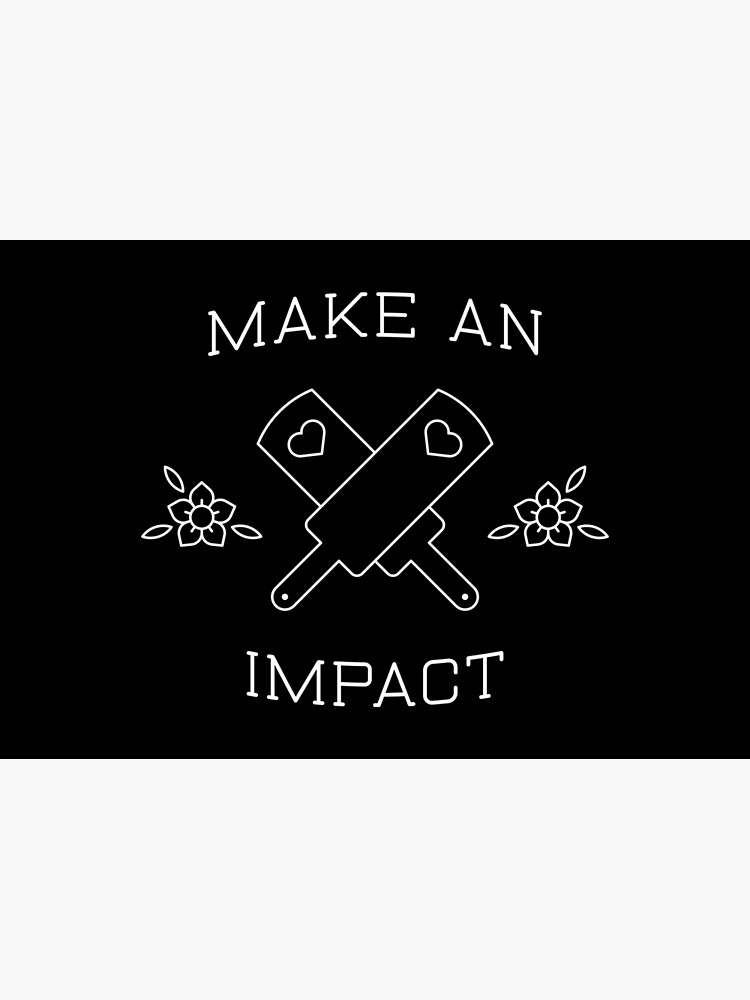 Make An Impact by penandkink