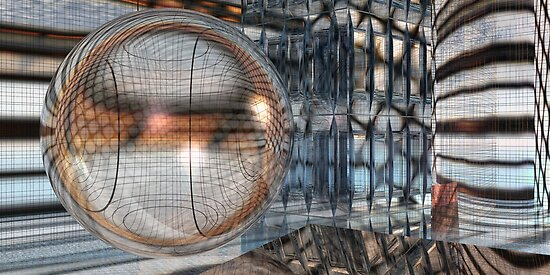 Filaments by Benedikt Amrhein