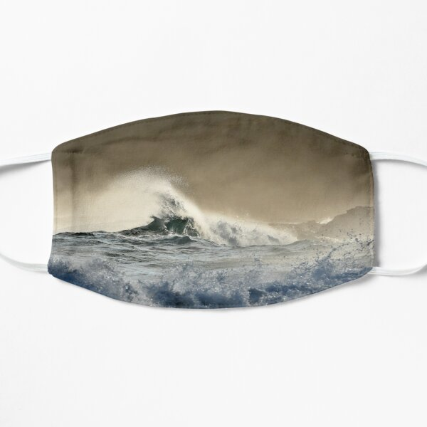 Dramatic seascape Mask