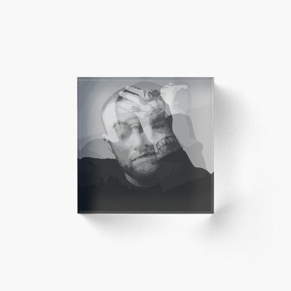 Circles album cover Acrylic Block