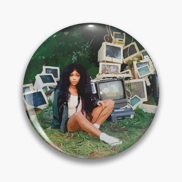 Ctrl album cover Pin