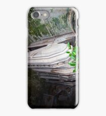 Stacked Coffins iPhone Case/Skin
