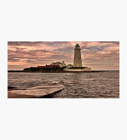 St Mary's Island Photographic Print