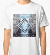 Waterfall Polyscape Classic T-Shirt