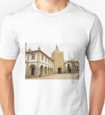 The clock tower in Caminha T-Shirt