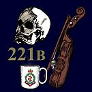 Welcome to 221B by loveginger