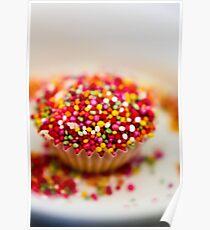 Baking Cupcakes Poster
