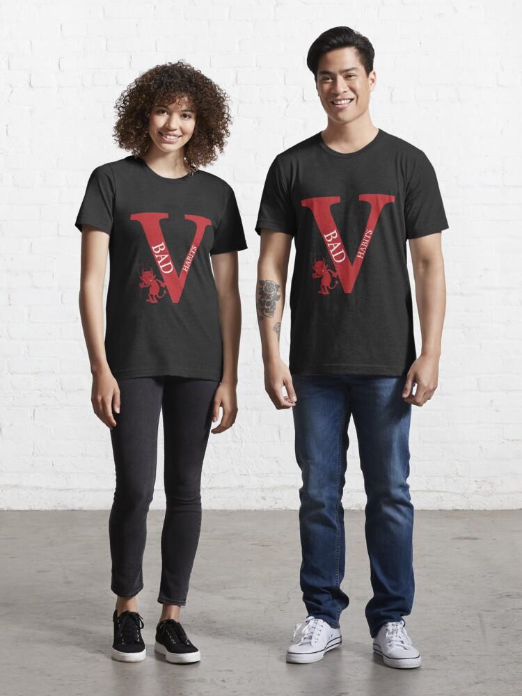 "nav vlone"" T-shirt by manuelyoussef | Redbubble"