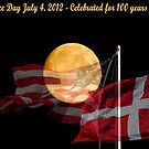 Independence Day 100 years in Denmark by imagic