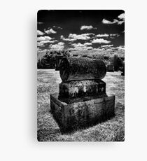 Tomb Canvas Print