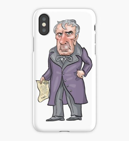 William Henry Harrison iPhone Case