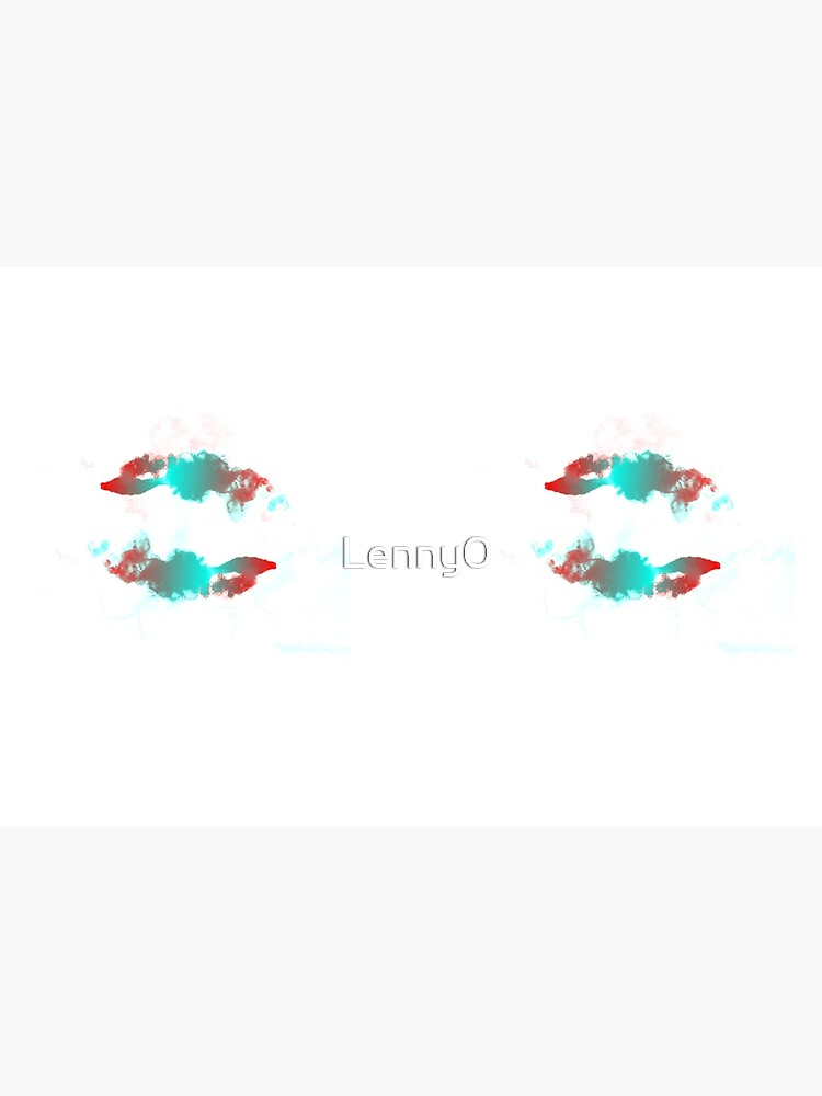 Pisces Betta Fish Watercolor Abstract by Lenny0