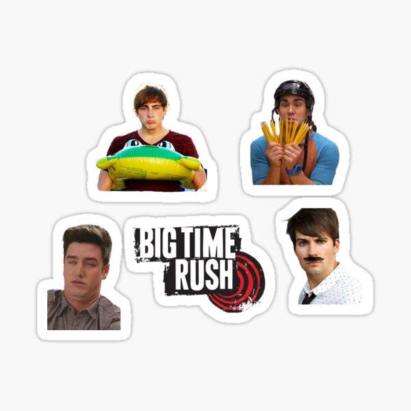 Paquete de pegatinas Big Time Rush Pegatina